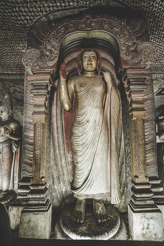 Cuurate - Dambulla Cave Temple