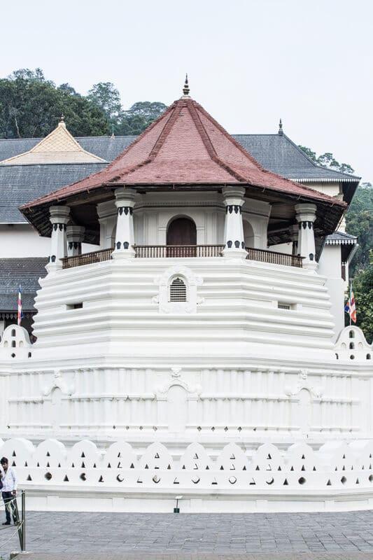 Cuurate - Sri Dalada Maligawa