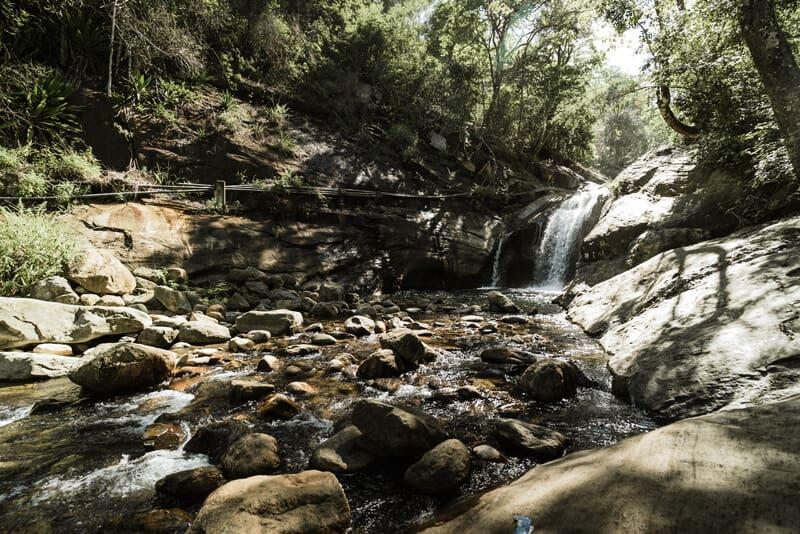 Cuurate Waterfall